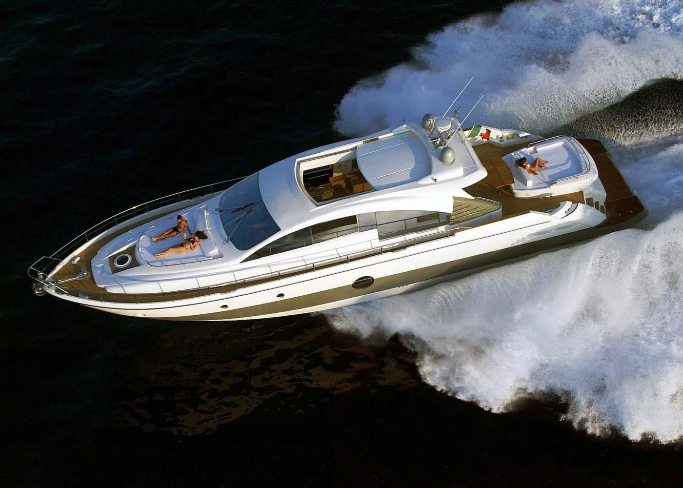 location bateau Aicon 72 Hardtop