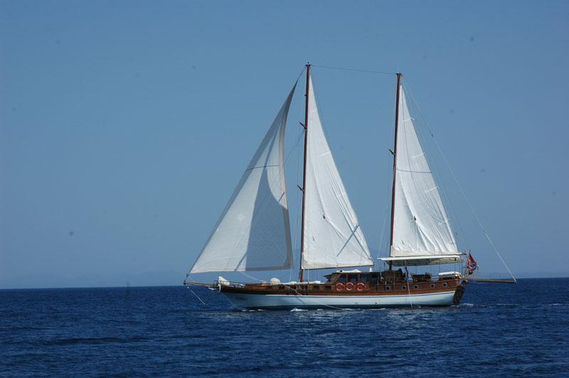 location bateau Ali Aga
