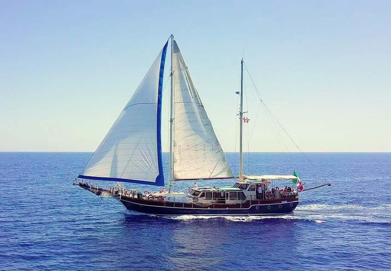 location bateau Alissa