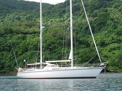 Location bateau  Amel 53 Super maramu