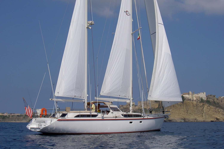 location bateau Amel 54