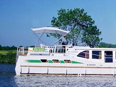 Location bateau  America 50