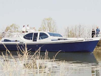 location bateau America 50 Excellence 1