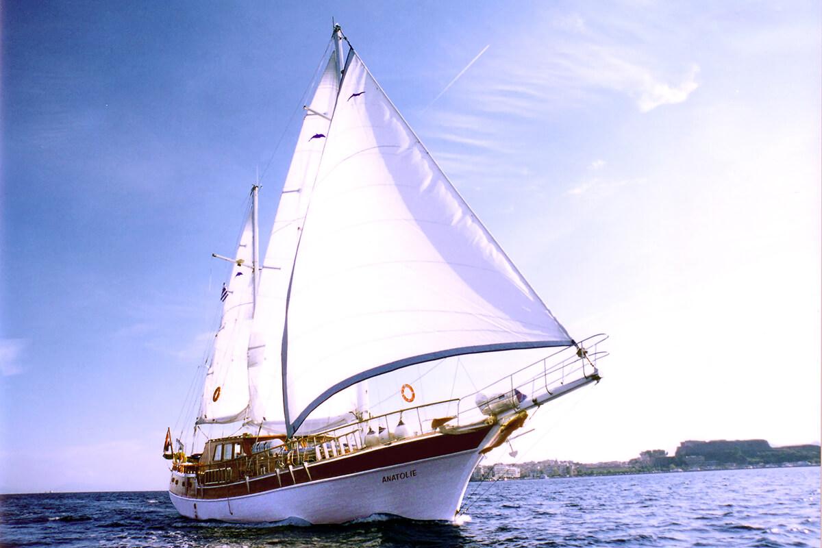 location bateau Anatolie