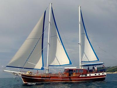 Location bateau  Andi Star
