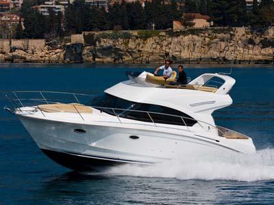 location bateau Antares 11