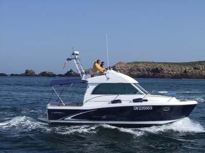 Location bateau  Antares 9