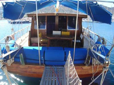 location bateau Aras