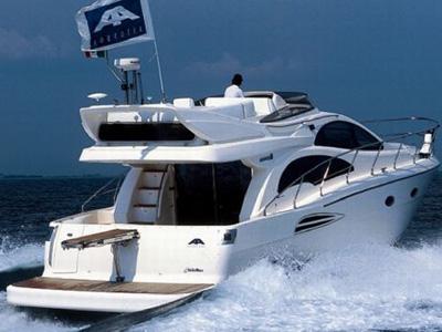 location bateau Astondoa 43 Fly