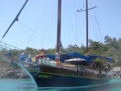 location bateau Atac-1