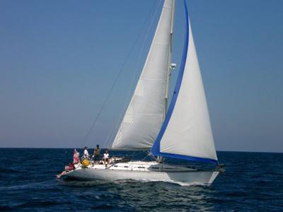 location bateau Athena 44