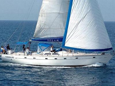 Location bateau  Atlantic 61