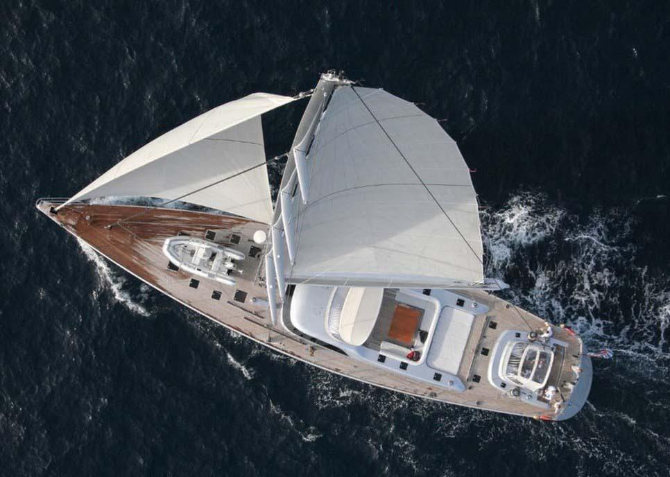 location bateau Attimo