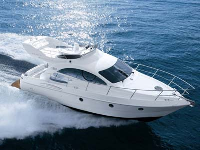 location bateau Azimut 39