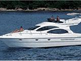 location bateau Azimut 42