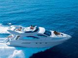 location bateau Azimut 46