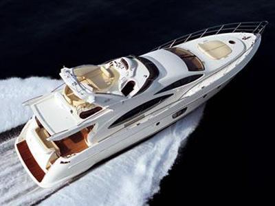 location bateau Azimut 68