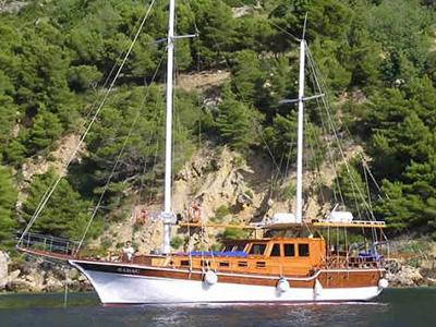 location bateau Babac