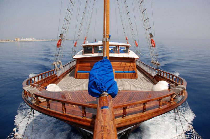 location bateau Bahriyeli-A