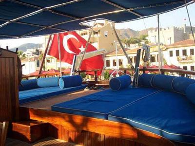 Location bateau  Bahriyeli-B