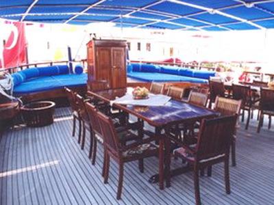 Location bateau  Bahriyeli-D