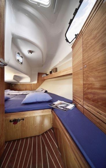 innen Bavaria 31 Cruiser