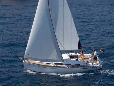 esterno Bavaria 31 Cruiser