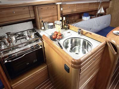 interno Bavaria 31 Cruiser