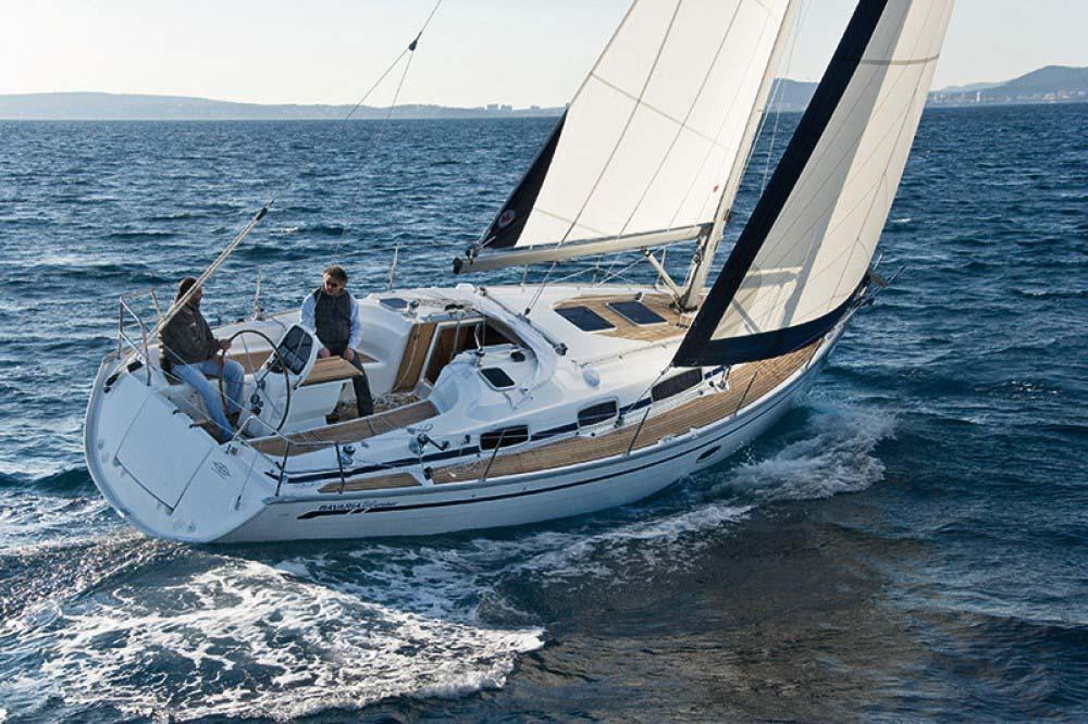 äußere Bavaria 34 Cruiser