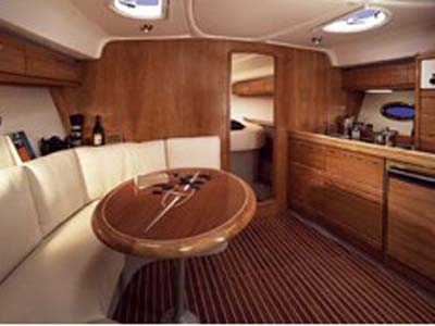 interno Bavaria 35 Sport