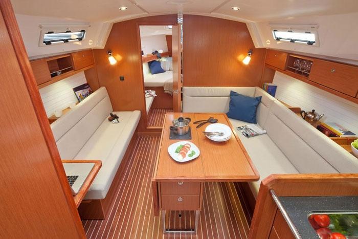innen Bavaria 36 Cruiser