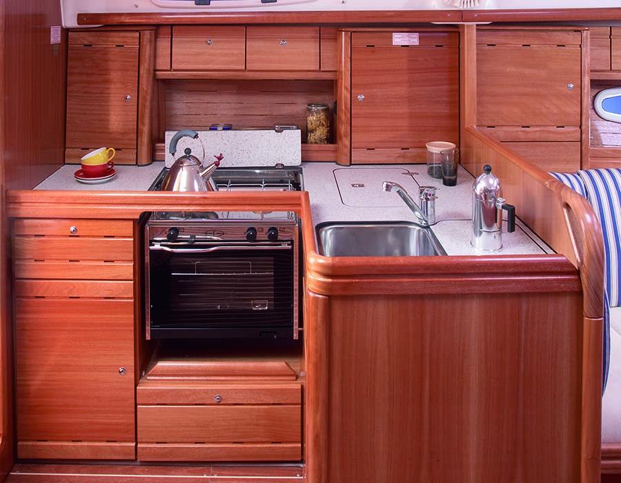 interno Bavaria 37 Cruiser