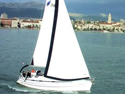 Location bateau  Bavaria 38