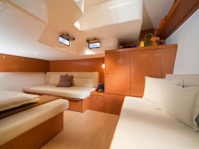 interno Bavaria 38 Sport