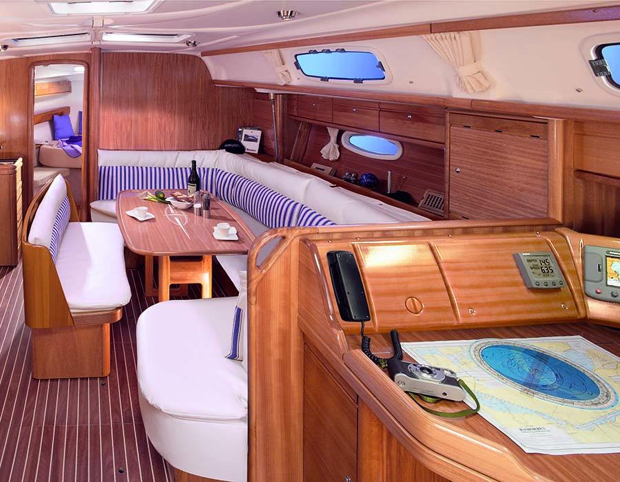 intérieur Bavaria 39 Cruiser