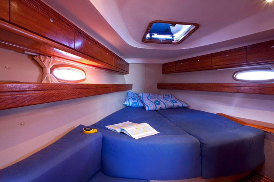 innen Bavaria 39 Cruiser