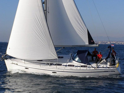 location bateau Bavaria 40