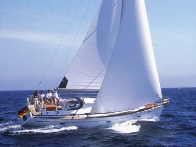 esterno Bavaria 42 Cruiser