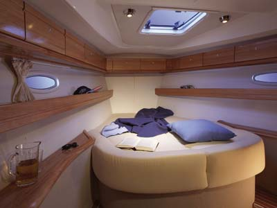 interno Bavaria 42 Cruiser