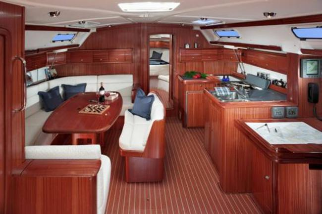 interno Bavaria 44 Cruiser