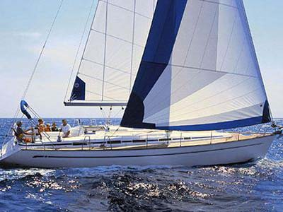äußere Bavaria 44 Cruiser