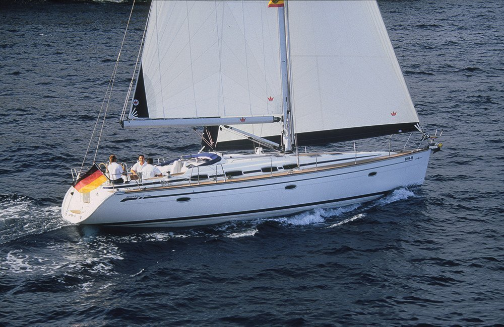 outside Bavaria 46 Cruiser