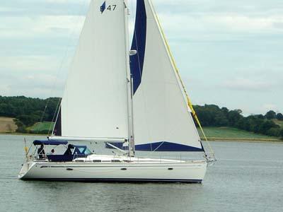 esterno Bavaria 47 Cruiser