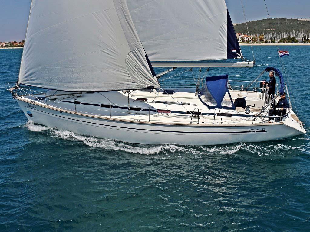 location bateau Bavaria 49