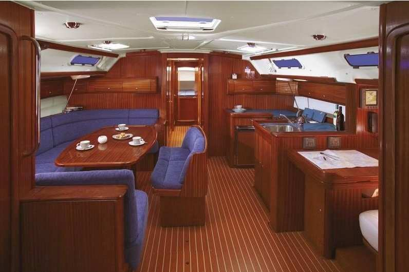 interno Bavaria 49 Cruiser