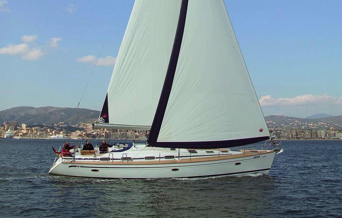 äußere Bavaria 50 Cruiser