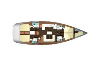 innen Bavaria 50 Cruiser