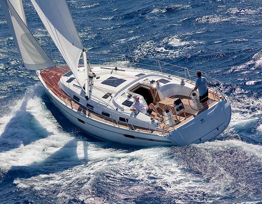 äußere Bavaria Cruiser 40