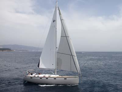 äußere Bavaria Cruiser 55