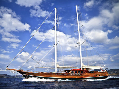 location bateau Bedia Sultan